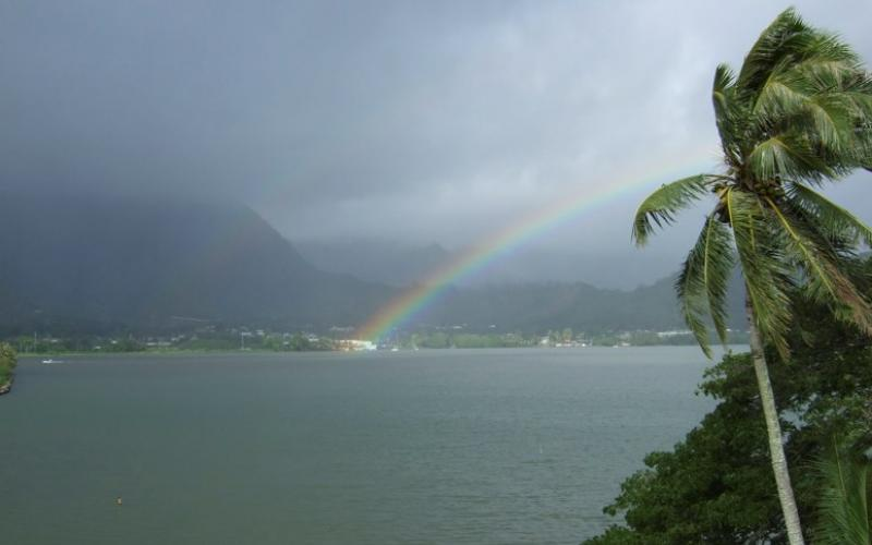 Rainbow-Kaneoheo-Bay